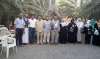 Medine'de Hurma Bahçesindeyiz