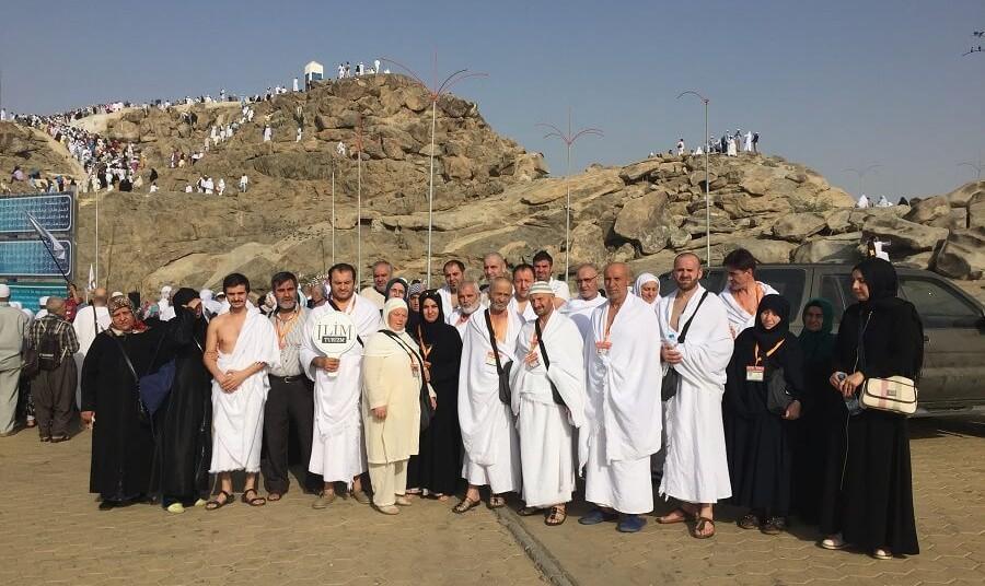 Arafattayız
